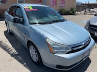 2008 Ford Focus 4dr Sdn SE Bakersfield, 93304