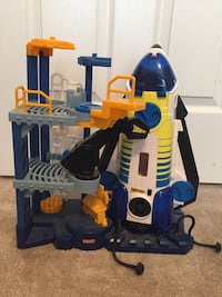 Fisher Price Rocket Ship Saint John, 46307