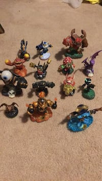 Sky landers giants and sky landers swap force characters Markham, L6E 1X9