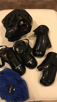 Tae Kwon Do Sparring items