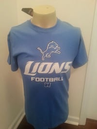 Detroit Lions Tee shirt. Have in  Small and 2XL Myrtle Beach, 29579
