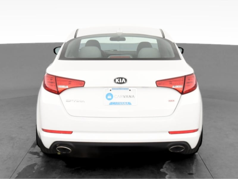 2013 Kia Optima sedan LX Sedan 4D White  036ab597-f648-4558-afc5-23cc3771334e