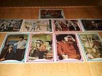 9/ 1967 raybert Monkees cards Weymouth