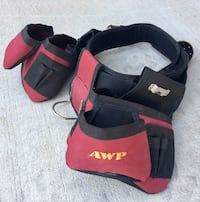 AWP contractor polyester tool belt Waxhaw, 28173