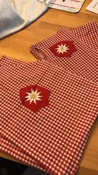 Oktoberfest style table runner and table cloth Alexandria, 22315