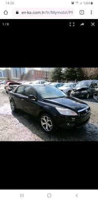 2008 Ford Focus 1.6I 115PS TREND İskenderun