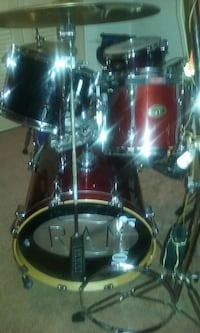 custom drum set. All hand picked quality peices Mount Kisco, 10549