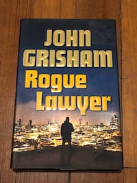 Rogue Lawyer by John Grisham (hardcover) Somerville, 02143