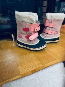 SOREL toddler winter boots