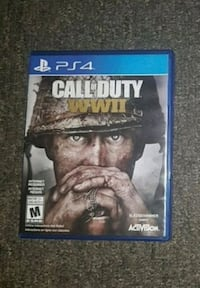ps4 game cod Ww2  Brampton, L6S 4A9