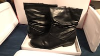 SIZE: 10WW... BLACK  COMFORT VIEW BOOTS Winchester, 22602