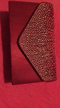red and black polka dot textile New York, 11220