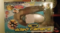 grey and teal vide camera in box Fairfax, 22032