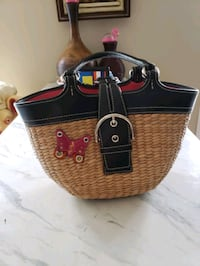 Nice summer  Coach purse Kitchener, N2E 3W6