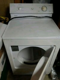 white front-load clothes dryer Youngstown, 44502