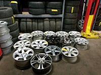 Rims/Tires ▪︎ Various sizes available from $400*up Toronto, M3K 1Z9