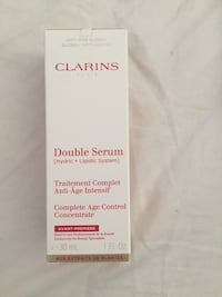 Clarins New Double Serum  Markham