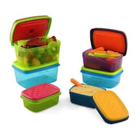 Brand New Fit & Fresh Cool/ Leak Proof Lunch Sets Toronto, M1B 5J4