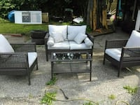 Patio set  Surrey, V4N 5V4