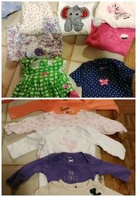 3/6 months baby girl clothes Phenix City, 36869