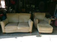 Matching couch/chair/ottoman Stockton, 95207