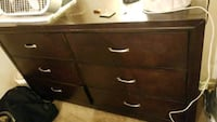 Dresser,6 drawer Seminole, 33772