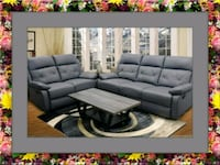 8102 recliner sofa and loveseat Temple Hills
