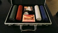 PORTABLE POKER SET FOR SALE!!! Tempe, 85281