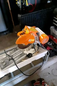 Tools 10 inch wet tile saw