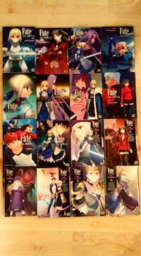 Fate/Stay Night - Tome 1 à 16 (9e jap) Tourcoing