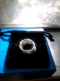 Sterling Silver 3 Band Stack Ring Spring Hill