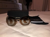 Dolce and Gabbana Lucia DG sunglasses.  Toronto, M9N 1C1