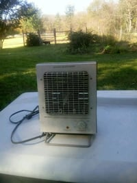 RivaLspace heater with thermostat 23 km