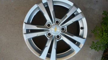 17 inch Chevy wheels 5 lug