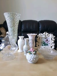Assorted set of vintage vases/deco items Montreal, H4C 3E1