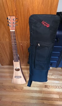 Martin and Co backpacker acoustic guitar Minneapolis, 55418