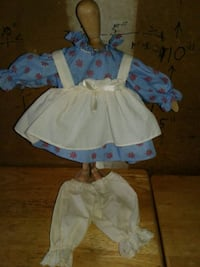 Vintage doll raggedy Ann outfit Round Rock, 78664
