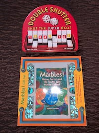 Marble and dice games