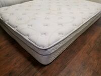 Pillowtop queen mattress 180$ delivery 30$  Edmonton, T5J