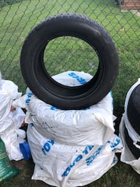 4 Winter Tires. Good Condition