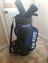 black and blue golf bag Brampton, L6V 2C1