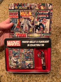 Marvel collectible