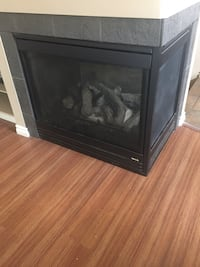 Heat N Glo gas fireplace Edenwold No. 158, S4L 1C5
