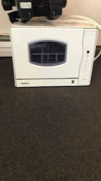 white and black microwave oven Surrey, V3R 4B3