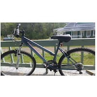 blue mountain bike only used once Jasper, 30143