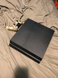 Sony PS4 console with controller Cambridge