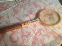 DONNAY wood tennis racket vintage collectable. Calgary, T2C 0P5
