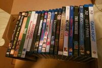 DVD and bluray lot Louisville, 40118