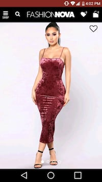 Fashion Nova Dress Las Vegas, 89169