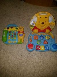 Winnie the Pooh learning toys Centennial, 80015